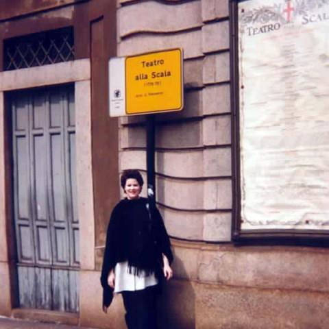 Manon à La SCALA